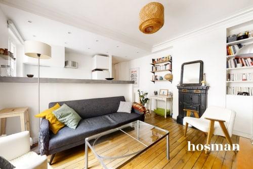 vente appartement de 37.02m² à paris