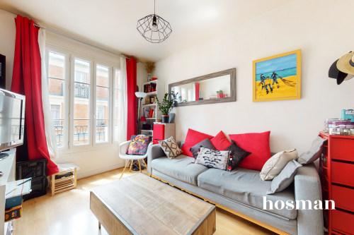 vente appartement de 36.09m² à paris