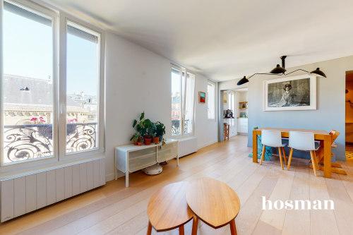 vente appartement de 63.0m² à paris