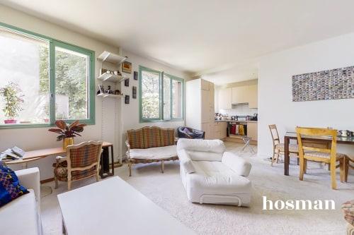 vente appartement de 86.61m² à paris
