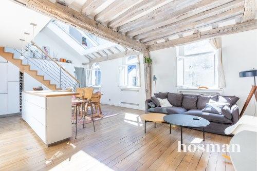 vente appartement de 84.0m² à paris