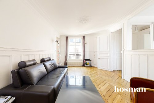 vente appartement de 68.8m² à paris
