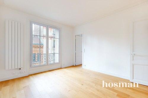 vente appartement de 42.26m² à paris