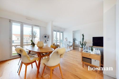 vente appartement de 65.09m² à paris