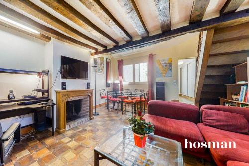 vente appartement de 51.7m² à paris