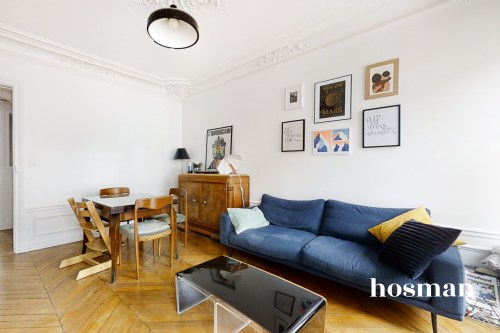 vente appartement de 55.11m² à paris