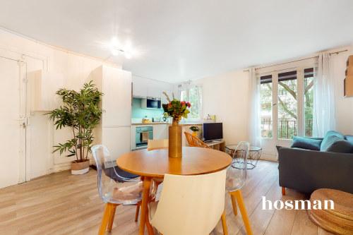 vente appartement de 53.29m² à paris