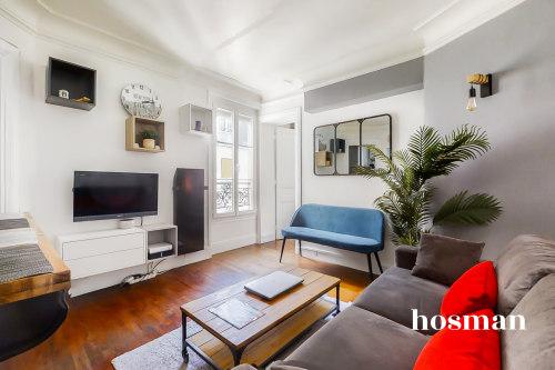vente appartement de 29.87m² à paris