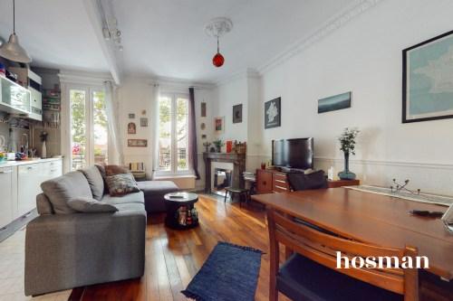 vente appartement de 37.0m² à les lilas