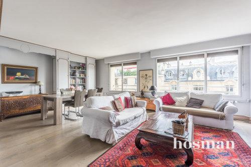vente appartement de 96.44m² à paris
