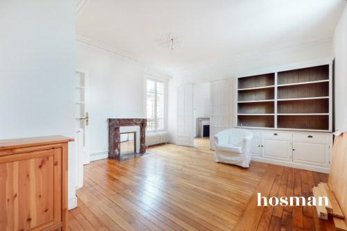 vente appartement de 50.2m² à levallois-perret