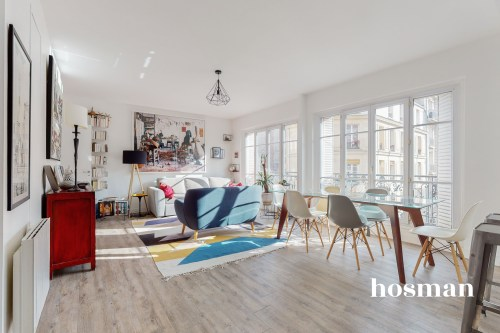 vente appartement de 95.33m² à paris