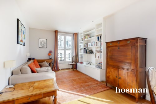 vente appartement de 42.0m² à paris