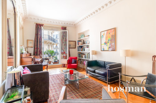vente appartement de 124.0m² à paris