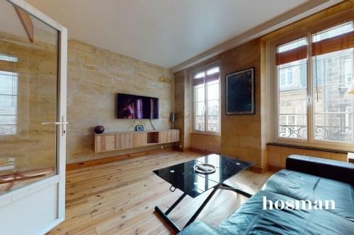 vente appartement de 38.0m² à bordeaux