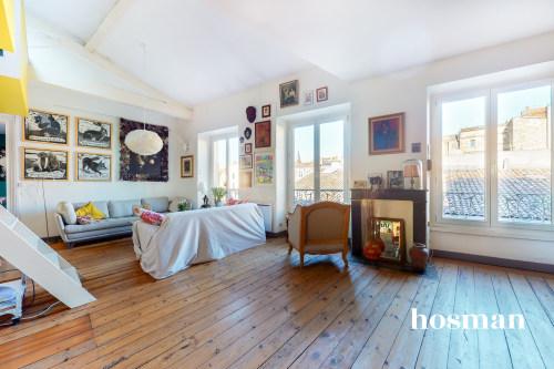 vente appartement de 126.0m² à bordeaux