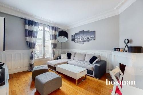 vente appartement de 42.0m² à montreuil