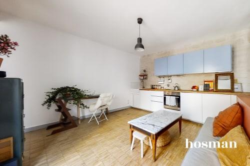 vente appartement de 32.24m² à paris
