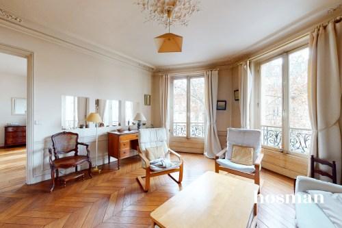 vente appartement de 81.38m² à paris