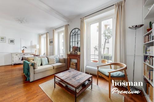 vente appartement de 107.0m² à levallois-perret