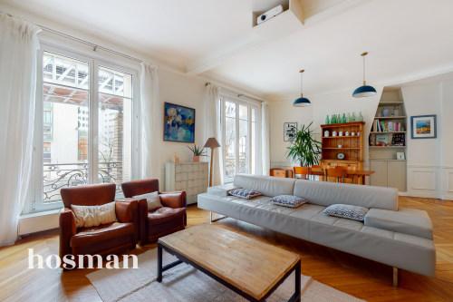 vente appartement de 109.0m² à paris