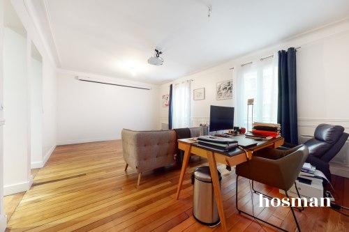 vente appartement de 47.0m² à clichy