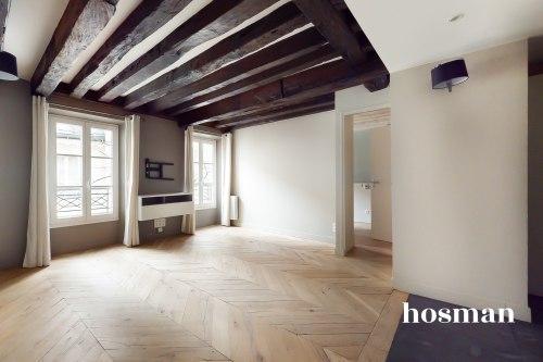 vente appartement de 44.67m² à paris