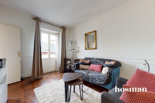 vente appartement de 27.96m² à paris
