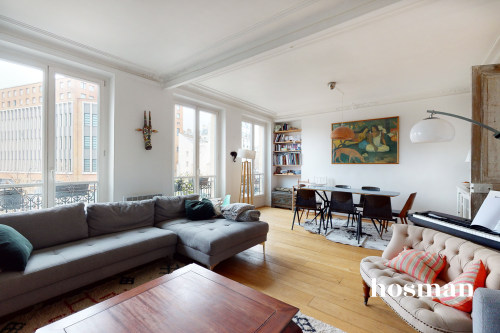 vente appartement de 76.0m² à paris