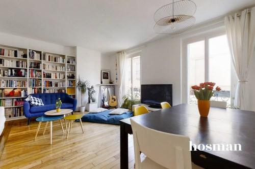 vente appartement de 67.67m² à paris