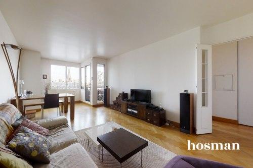vente appartement de 70.73m² à paris