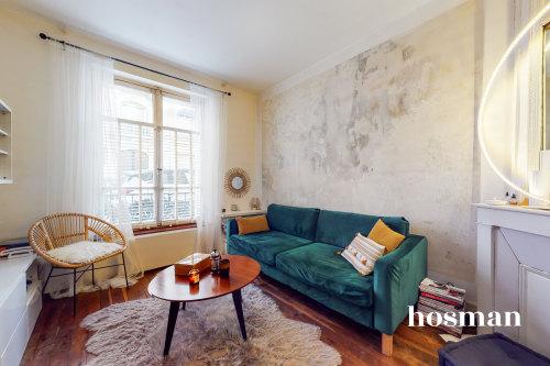 vente appartement de 27.36m² à paris