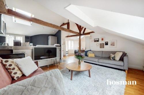 vente appartement de 63.44m² à paris