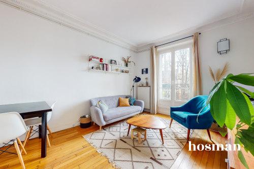 vente appartement de 57.8m² à asnières-sur-seine