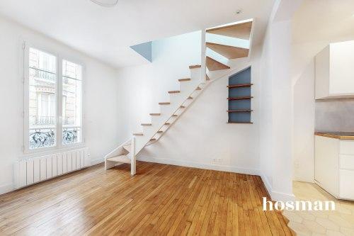 vente appartement de 43.4m² à courbevoie
