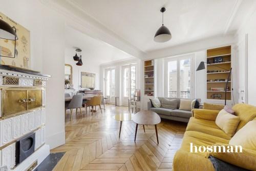 vente appartement de 95.0m² à paris