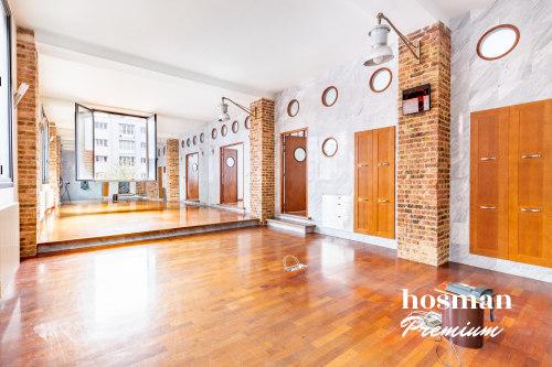 vente appartement de 117.3m² à montreuil