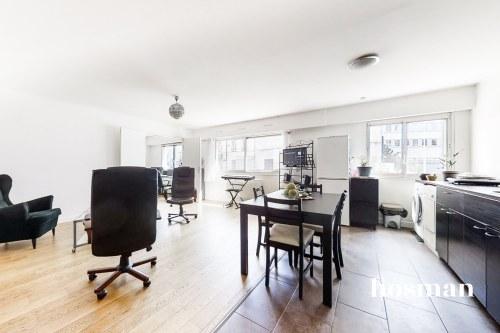vente appartement de 84.5m² à paris