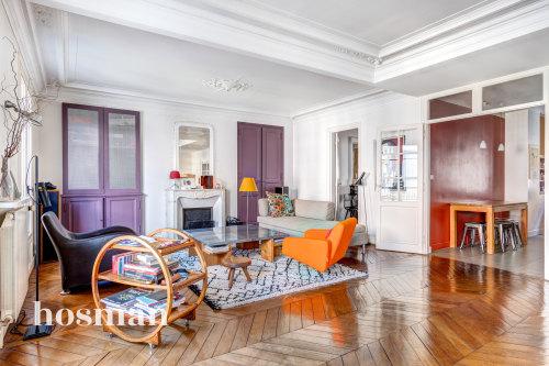 vente appartement de 127.54m² à paris