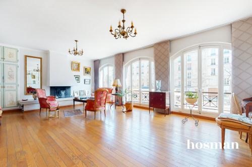 vente appartement de 76.1m² à paris