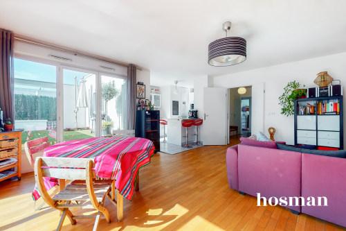 vente appartement de 109.0m² à la plaine saint denis