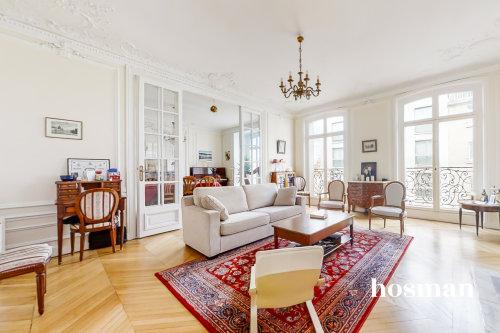 vente appartement de 182.53m² à paris