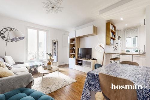vente appartement de 58.08m² à paris