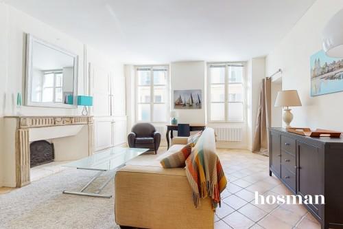 vente appartement de 44.1m² à versailles