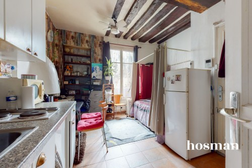 vente appartement de 19.0m² à paris