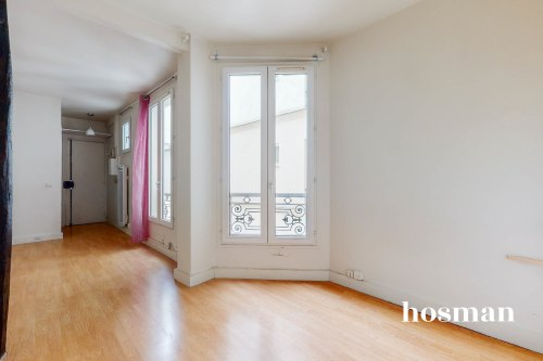 vente appartement de 24.2m² à paris