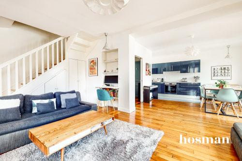vente appartement de 93.0m² à paris