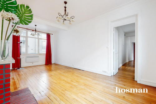 vente appartement de 61.0m² à paris