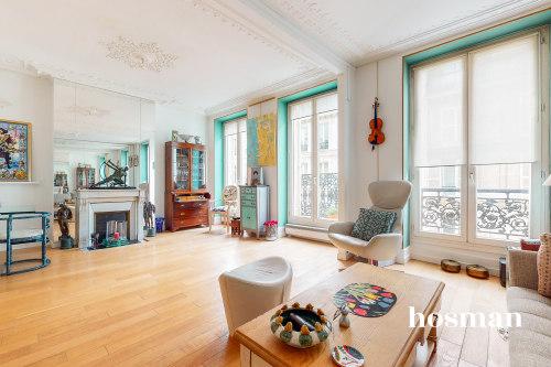 vente appartement de 55.38m² à paris