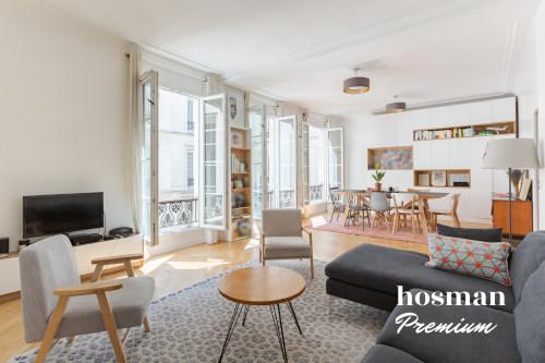 vente appartement de 98.18m² à paris
